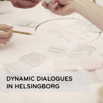 Dynamic Dialogues Community Labs in Helsingborg