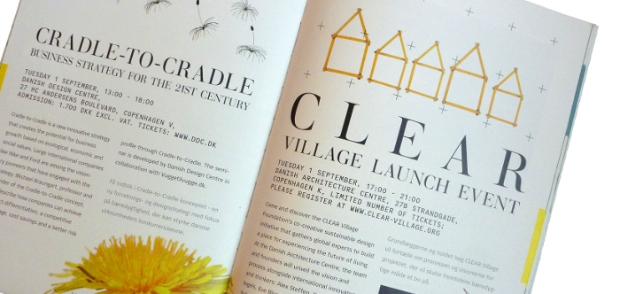 Clear Village Launch