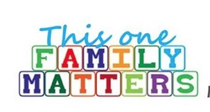 This One Family Matters Logo