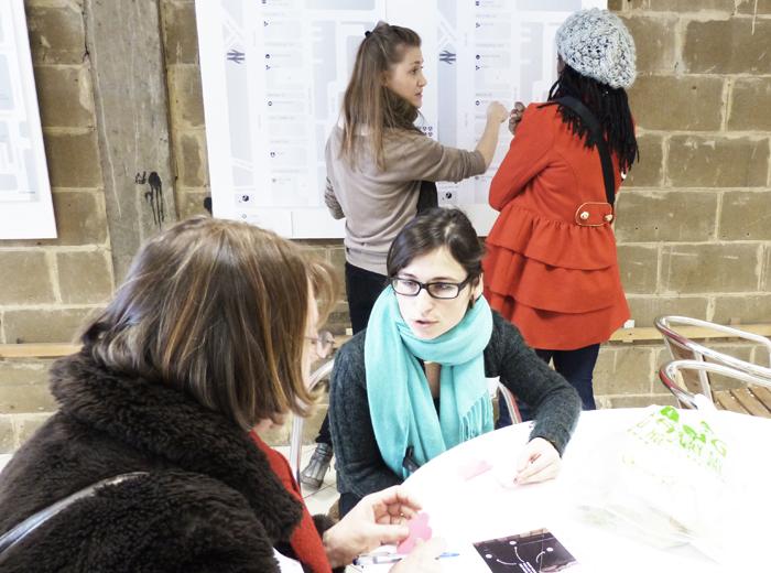 Community-led design in Tottenham Alleys