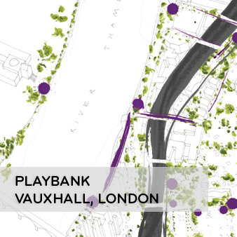 public space design in London